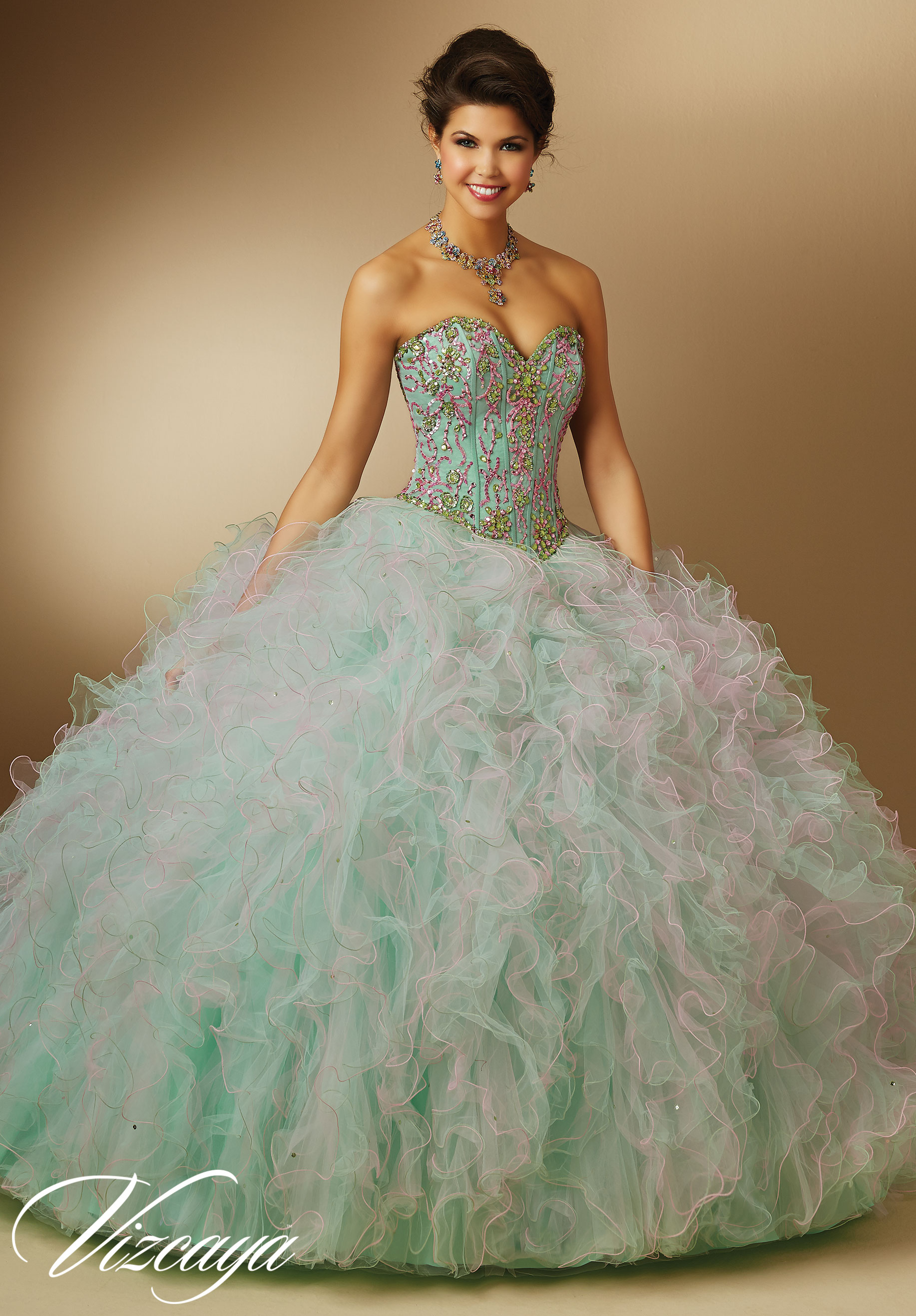 995348bee7 Quinceañera Dresses – Celebrations de todo