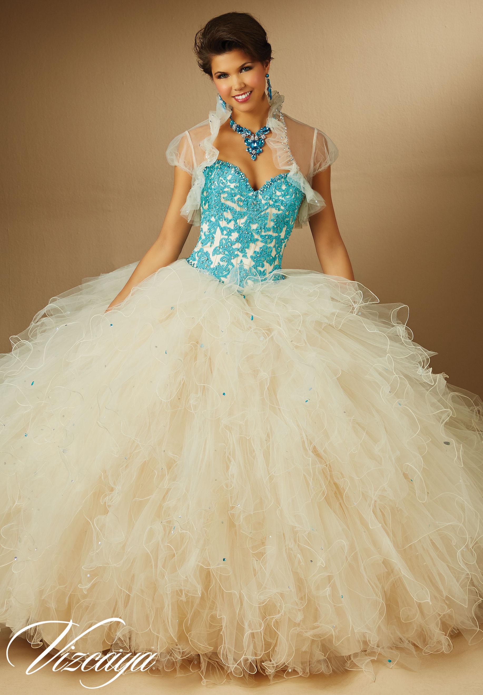 bce84a6b51e Quinceañera Dresses – Celebrations de todo