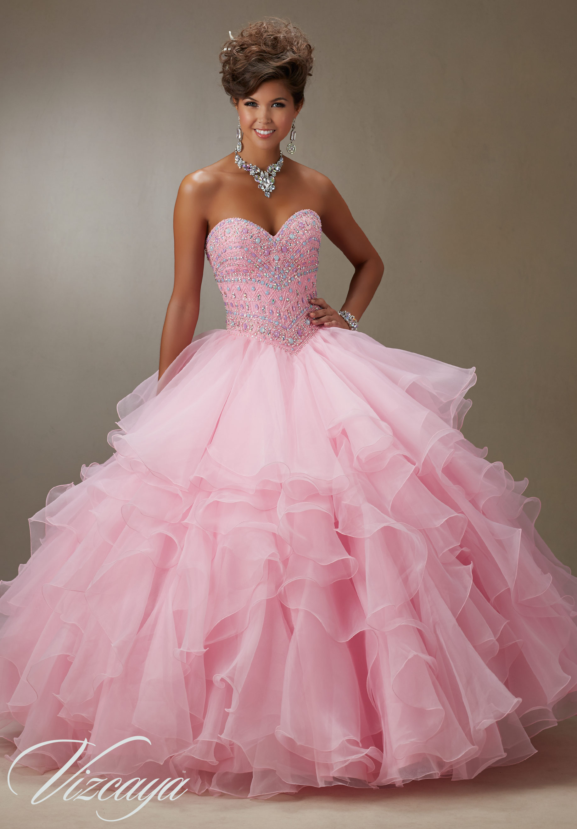 576b97e56 Quinceañera Dresses – Celebrations de todo