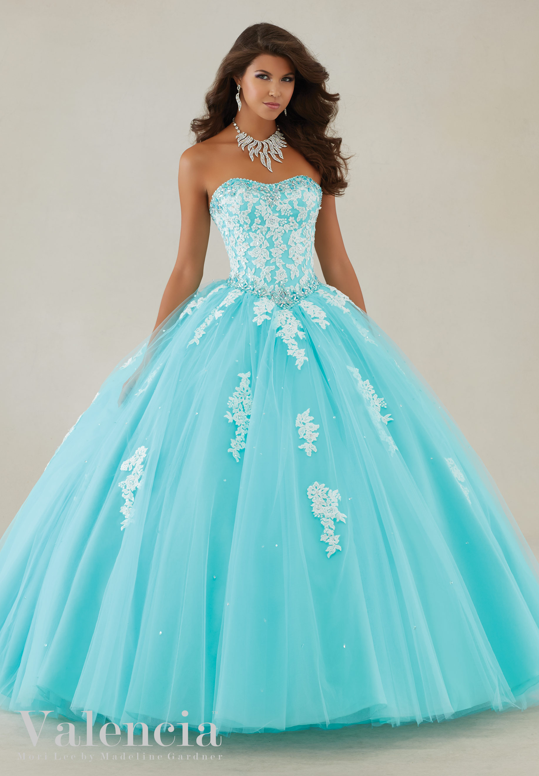 5304e16e2 Quinceañera Dresses – Celebrations de todo